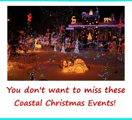 Coastal Christmas Events